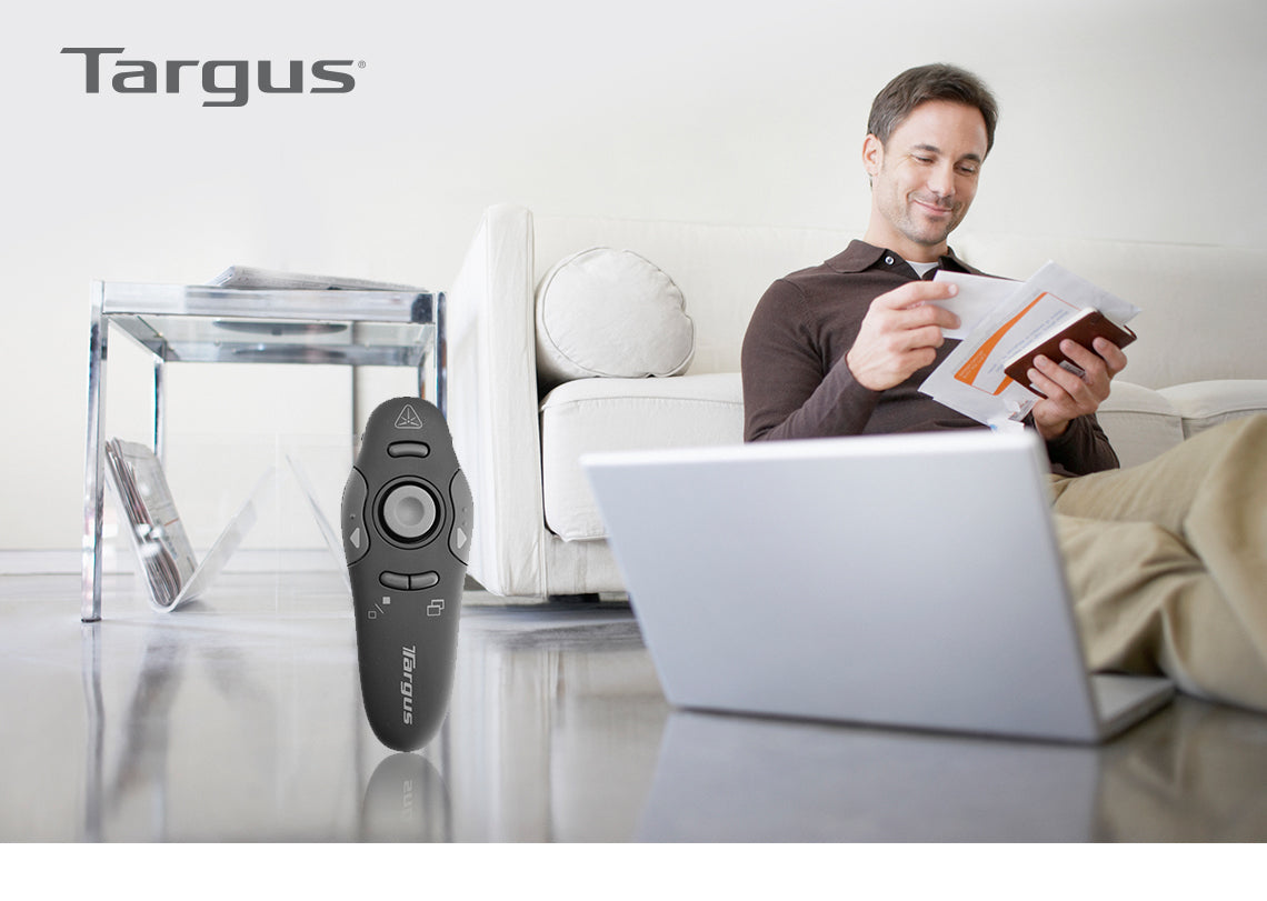 Targus AMP17 Wireless Presenter - yv.com.hk