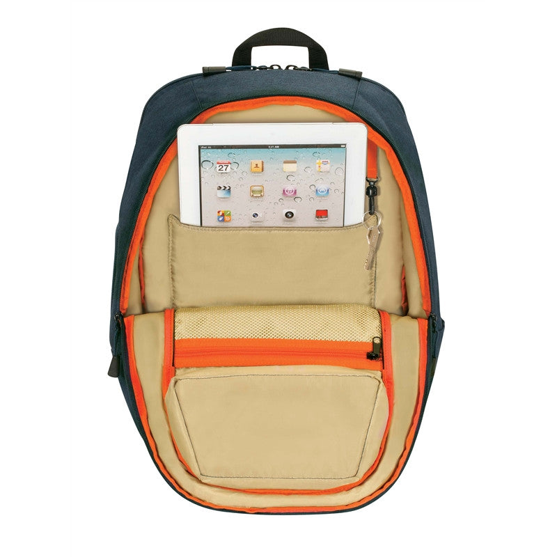 "Targus  TSB82801	15"" Groove X Max Backpack for MacBook® (Indigo) - Young Vision - www.yv.com.hk"