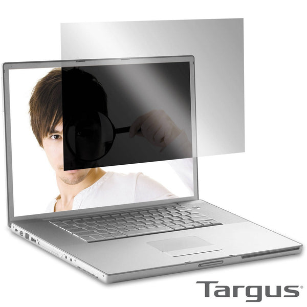 "Targus ASF 141 抗藍光螢幕防窺片 (286x214mm) Privacy Screen Filter with Blue Light Cut for 14.1"" Notebooks (4:3) - Young Vision - www.yv.com.hk"