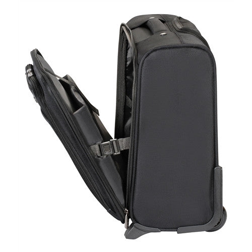 "Targus TBR021AP - 15.6"" 筆記型電腦 /短途旅行拉桿箱  15.6"" Rolling Laptop/Overnighter Case - Young Vision - www.yv.com.hk"