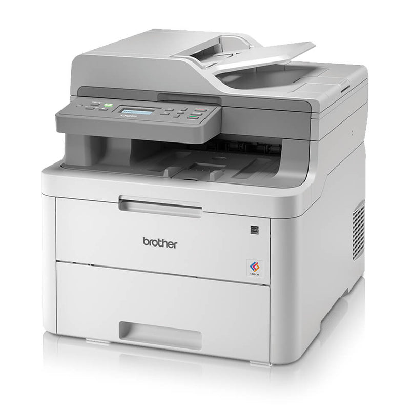 Brother DCP-L3551CDW Color LED Multi-Function Printer - Young Vision - www.yv.com.hk