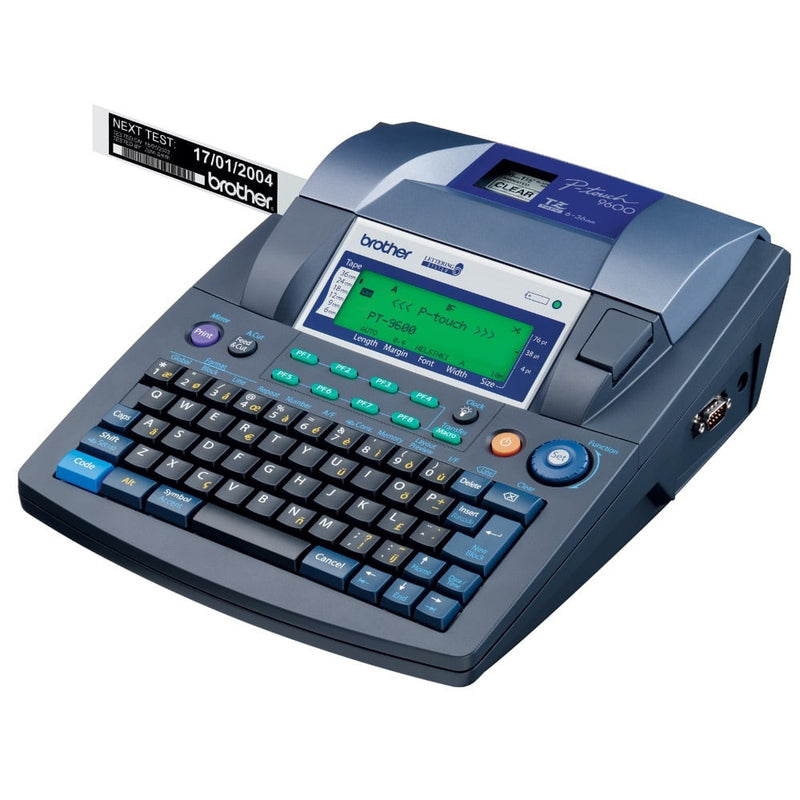 Brother PT-9600 多功能電腦標籤機 All-in-One Label Printer (USB) - Young Vision - www.yv.com.hk