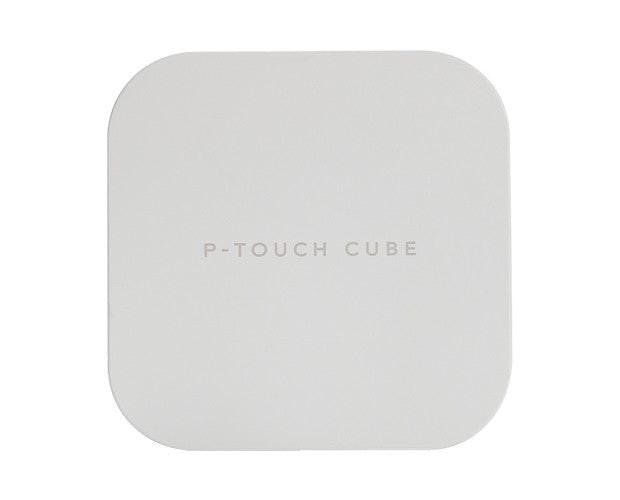 Brother PT-P300BT P-touch Cube 藍牙標籤機 Bluetooth Label Printer for Smartphones/iPad (iOS/Android) - Young Vision - www.yv.com.hk