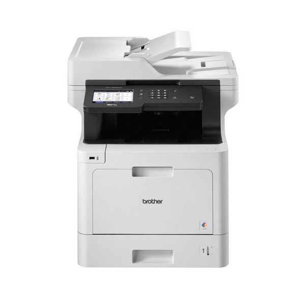 Brother MFC-L 8900 CDW 彩色多功能鐳射打印機 Colour Laser Multi-Function Printer - Young Vision - www.yv.com.hk