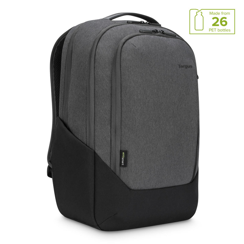 "Targus TBB58602GL 15.6"" Cypress Hero Backpack with EcoSmart® (Grey) - Young Vision - www.yv.com.hk"