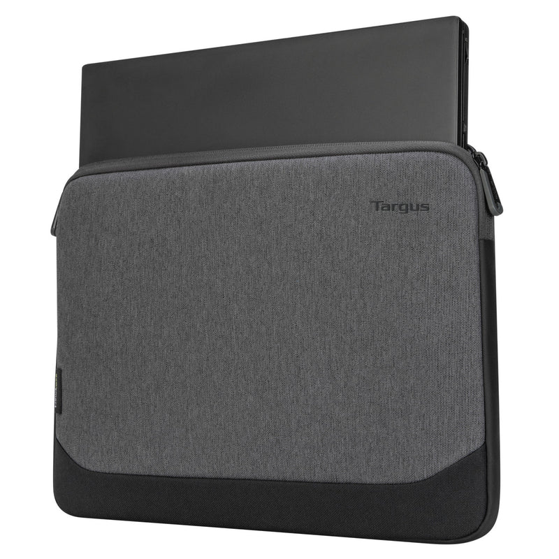 "Targus TBS64902GL Cypress 11-12"" Sleeve with EcoSmart® - Grey - Young Vision - www.yv.com.hk"