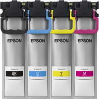 Epson T949 / T948 ink series for WF-C5290  WF-C5790
