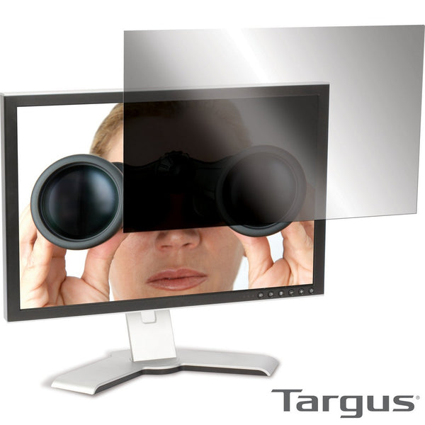 "Targus ASF24W 抗藍光螢幕防窺片 (517x323mm) Privacy Screen Filter with Blue Light Cut for 24"" Monitors (16:10) - Young Vision - www.yv.com.hk"