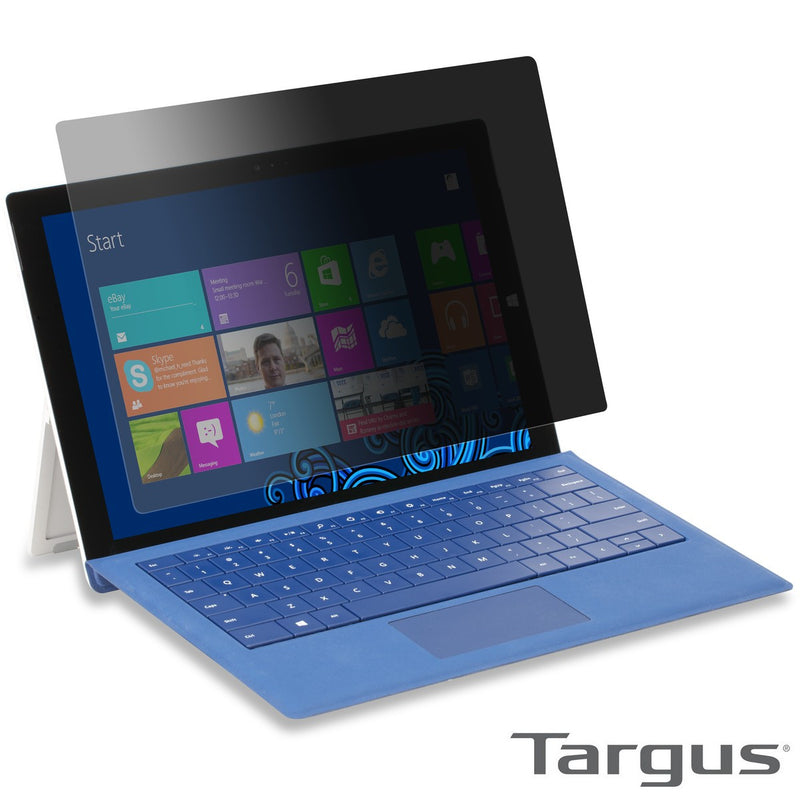 "Targus ASF141W 螢幕防窺片 [抗藍光] (303 x189mm) Privacy Screen Filter with Blue Light Cut for 14.1"" Notebooks (16:10) - Young Vision - www.yv.com.hk"