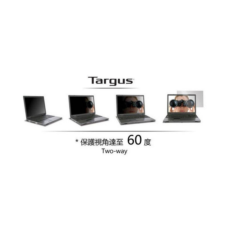 "Targus ASF116W9 螢幕防窺片 [抗藍光] (256x144mm) Privacy Screen Filter with Blue Light Cut for 11.6"" Notebooks (16:9) - Young Vision - www.yv.com.hk"