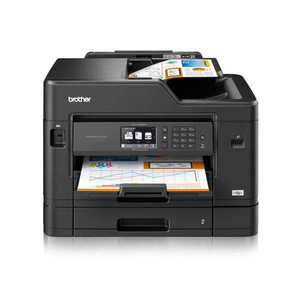 Brother MFC-J2730DW A3多功能彩色噴墨打印機 Colour Inkjet Multi-Function Printer - Young Vision - www.yv.com.hk