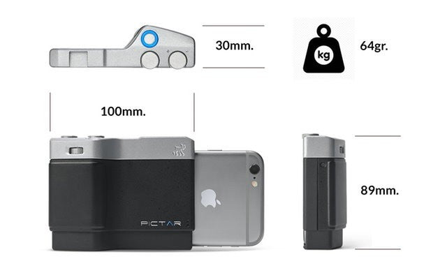 Miggo PICTAR One for 4S/5/5C/5S/6/6S/SE/7 & 6Plus/6S Plus/7 Plus - Young Vision - www.yv.com.hk