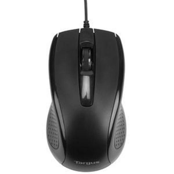 Targus AMU660 USB Optical Mouse 有線光學滑鼠 - Young Vision - www.yv.com.hk