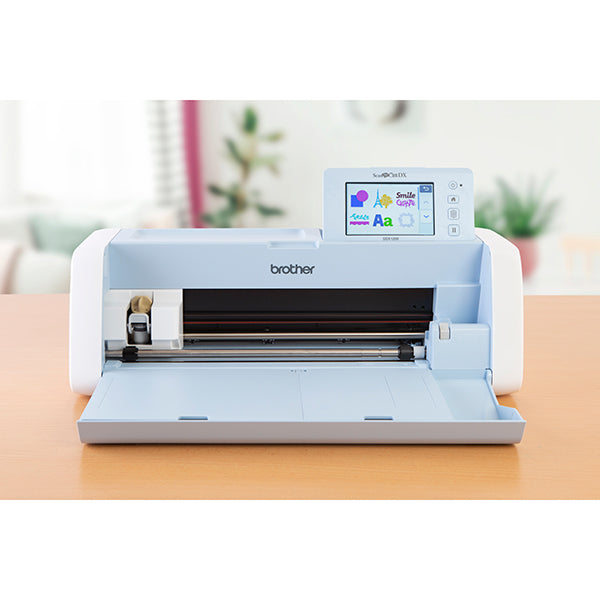 Brother ScanNCut Deluxe SDX1200 All-in-One Cutting, Scanning & Drawing Machine - Young Vision - www.yv.com.hk