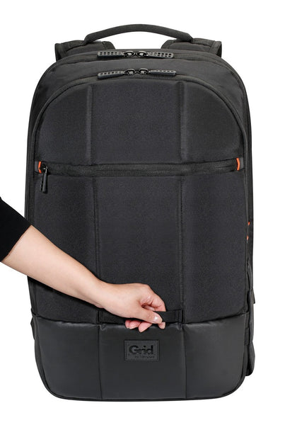 "Targus TSB848 GRID 16"" Essential 27L Backpack - Young Vision - www.yv.com.hk"