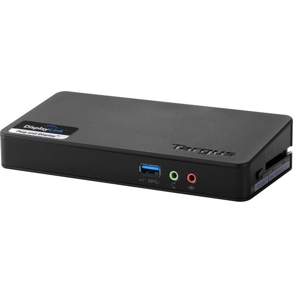 Targus ACP76 USB 3.0 SuperSpeed™ Docking Station 擴充座 - Young Vision - www.yv.com.hk
