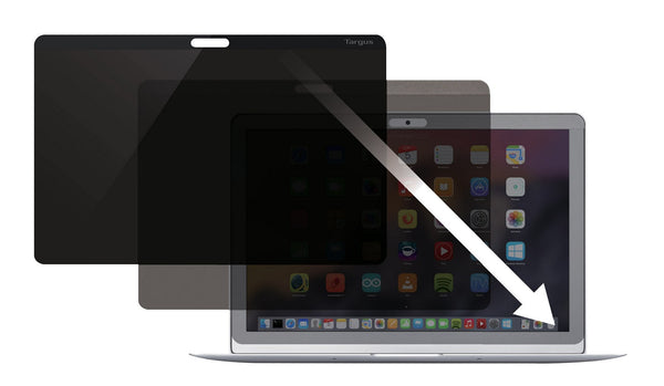 "Targus ASM154 MB 15.4"" Magnetic Privacy Screen for Apple MacBook 15 磁吸式螢幕防窺片 - Young Vision - www.yv.com.hk"