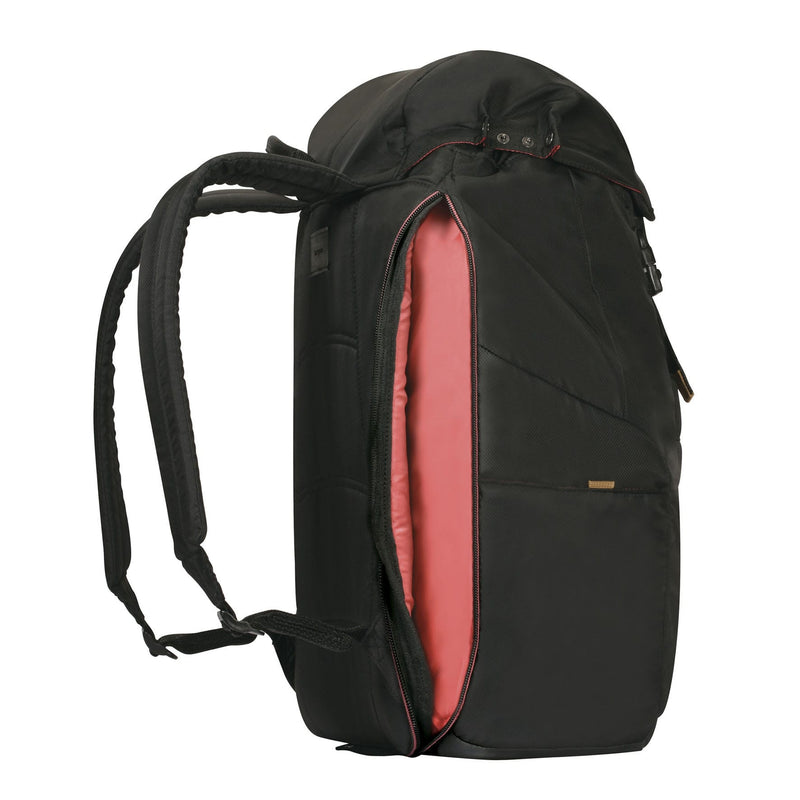 "Targus  背囊 TSB781AP	16""	 Bex Backpack - Black - Young Vision - www.yv.com.hk"