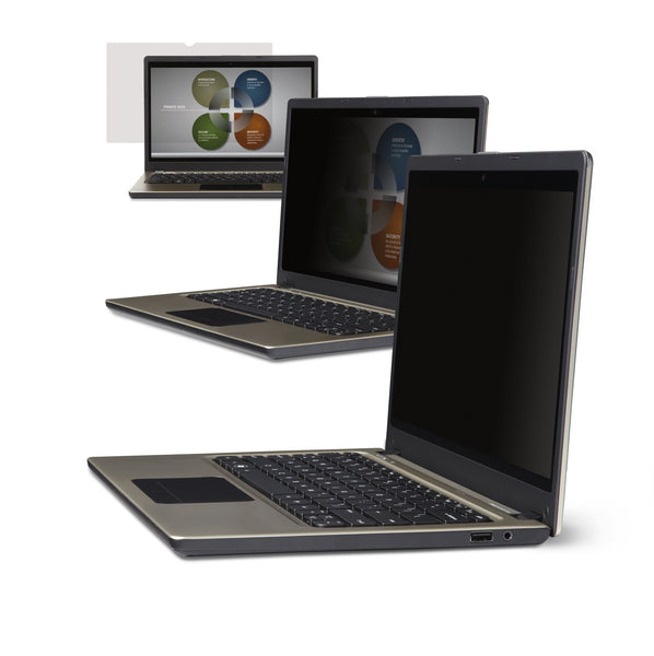 "3M PF12.1 螢幕防窺片 (247x185mm) Privacy Screen Filter for 12.1"" Notebooks (4:3) - Young Vision - www.yv.com.hk"