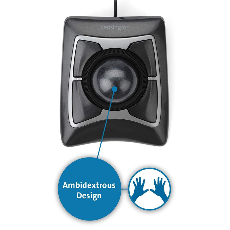 Kensington TRACKBALL MOUSE - Young Vision - www.yv.com.hk