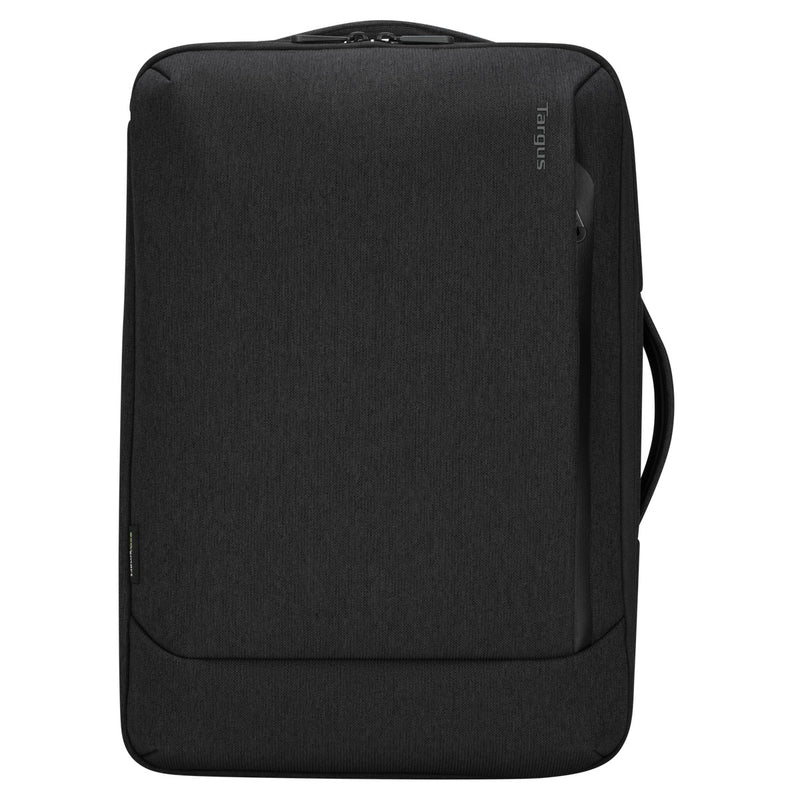 "Targus TBB587GL 15.6"" Cypress 3-in-1 Convertible Backpack-Carry-Messenger bag with EcoSmart® (Black) - Young Vision - www.yv.com.hk"