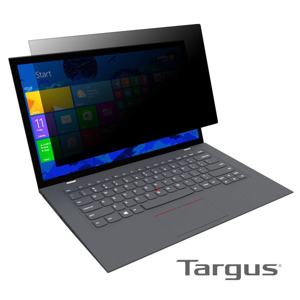 "Targus ASF141W9 螢幕防窺片 [抗藍光] (311x175mm) Privacy Screen Filter with Blue Light Cut for 14.1"" Notebooks (16:9) - Young Vision - www.yv.com.hk"