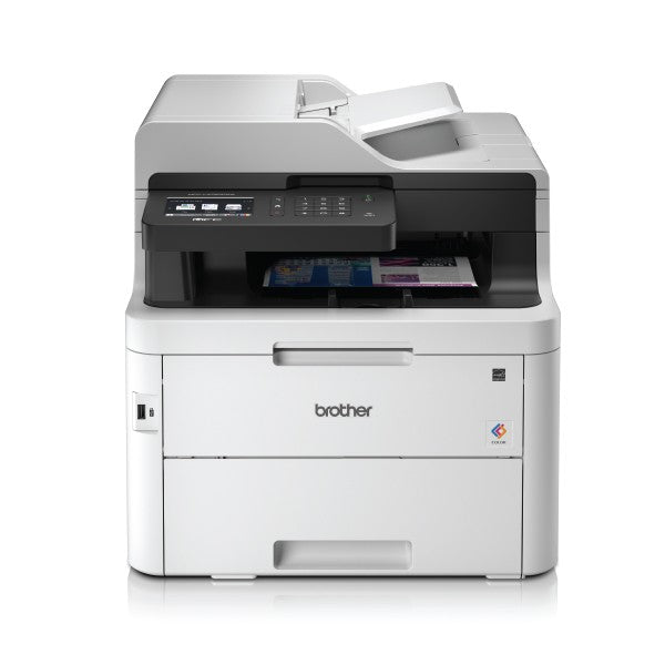 Brother MFC-L 3750CDW 彩色多功能LED打印機 Colour LED Multi-Function Printer - Young Vision - www.yv.com.hk