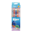 Disney/Pixar Finding Dory :  Colored Smencils 5-pack (FD4006) - Young Vision - www.yv.com.hk