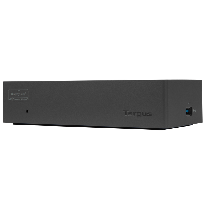 Targus DOCK190 USB-C™ Universal DV4K Docking Station with 100W Power - Young Vision - www.yv.com.hk