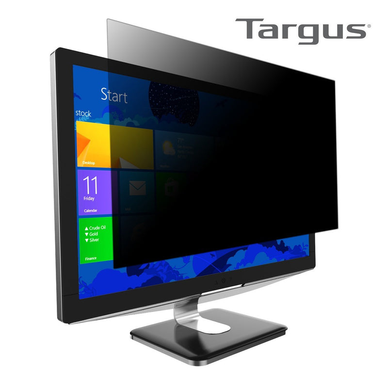 "Targus ASF185W9 螢幕防窺片 [抗藍光] (410x230mm) Privacy Screen Filter with Blue Light Cut for 18.5"" Monitors (16:9) - Young Vision - www.yv.com.hk"