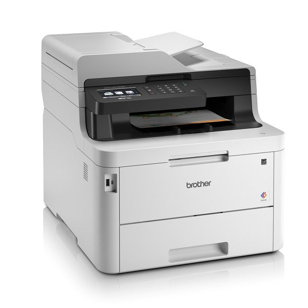Brother MFC-L 3770CDW 彩色多功能LED打印機 Colour LED Multi-Function Printer - Young Vision - www.yv.com.hk
