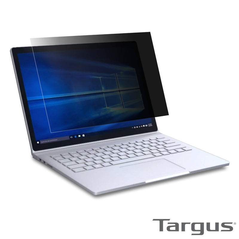 "Targus ASF 141 W9 抗藍光螢幕防窺片 (311x175mm) Privacy Screen Filter with Blue Light Cut for 14.1"" Notebooks (16:9) - Young Vision - www.yv.com.hk"