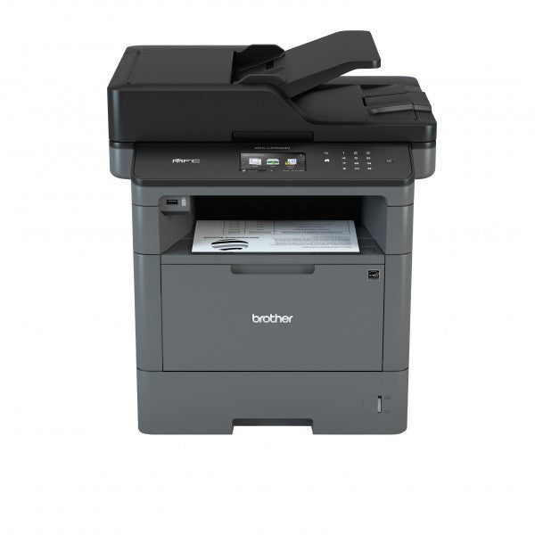 Brother MFC-L 5700DN 多功能鐳射打印機 Laser Multi-Function Printer (抵用之選 - 碳粉成本低至HK$0.079/頁) - Young Vision - www.yv.com.hk