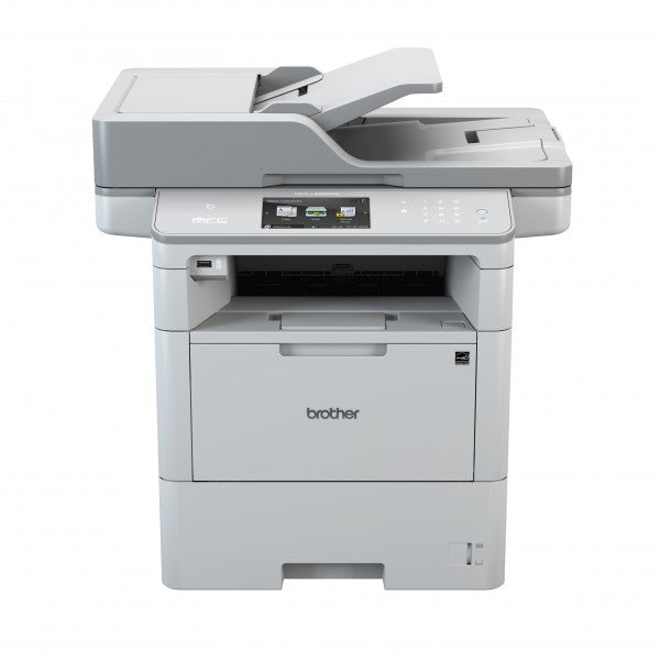 Brother MFC-L 6900DW 多功能鐳射打印機 Laser Multi-Function Printer (Workgroup 超抵用之選 - 碳粉成本低至HK$0.055/頁)7 - Young Vision - www.yv.com.hk