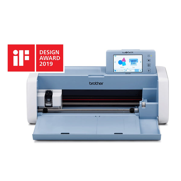 Brother ScanNCut SDX1200 All-in-One Cutting, Scanning & Drawing Machine (USB/WiFi) 創意裁剪機 - Young Vision - www.yv.com.hk