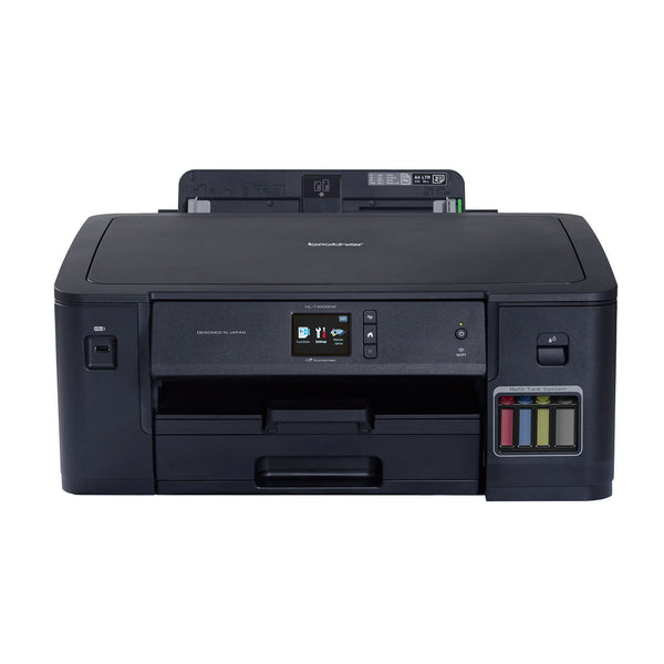 Brother HL-T4000DW 彩色噴墨打印機 A3 Color Ink Tank Printer - Young Vision - www.yv.com.hk