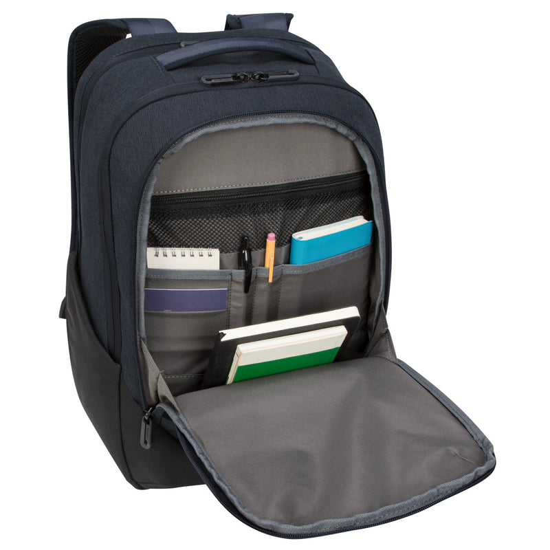 "Targus TBB58601GL 15.6"" Cypress Hero Backpack with EcoSmart® (Navy) - Young Vision - www.yv.com.hk"