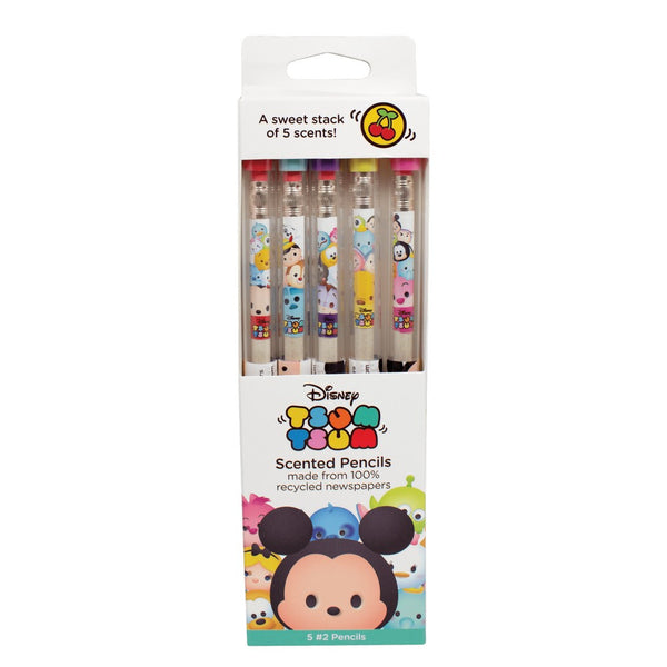Disney Tsum Tsum: Smencils 5-pack (DT2006) - Young Vision - www.yv.com.hk