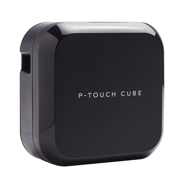 Brother PT-P710BT P-touch Cube 藍牙標籤機 Bluetooth Label Printer (prints up to 24mm) - Young Vision - www.yv.com.hk