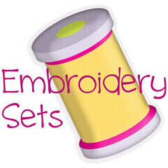 EMBROIDERY SETS