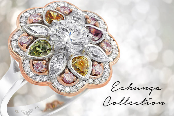 Echunga Coloured Diamond Jewellery in Adelaide