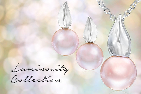 Luminosity pearl collection by Gerard McCabe