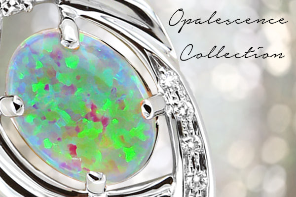 Opalescence Opal Jewellery Collection in Adelaide