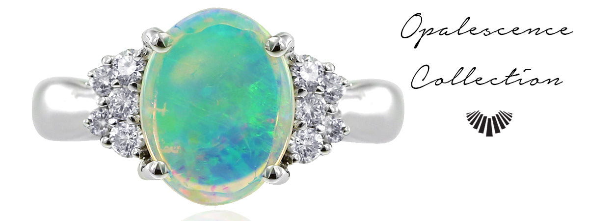Opal Jewellery Collection by Gerard McCabe