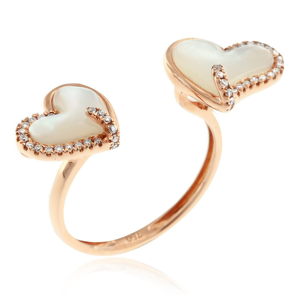Gerard McCabe Mother Earth Heart Ring