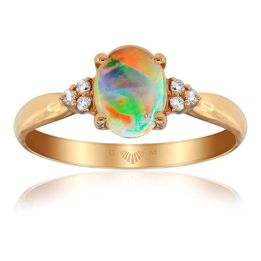 Gerard McCabe Opalescence Ring