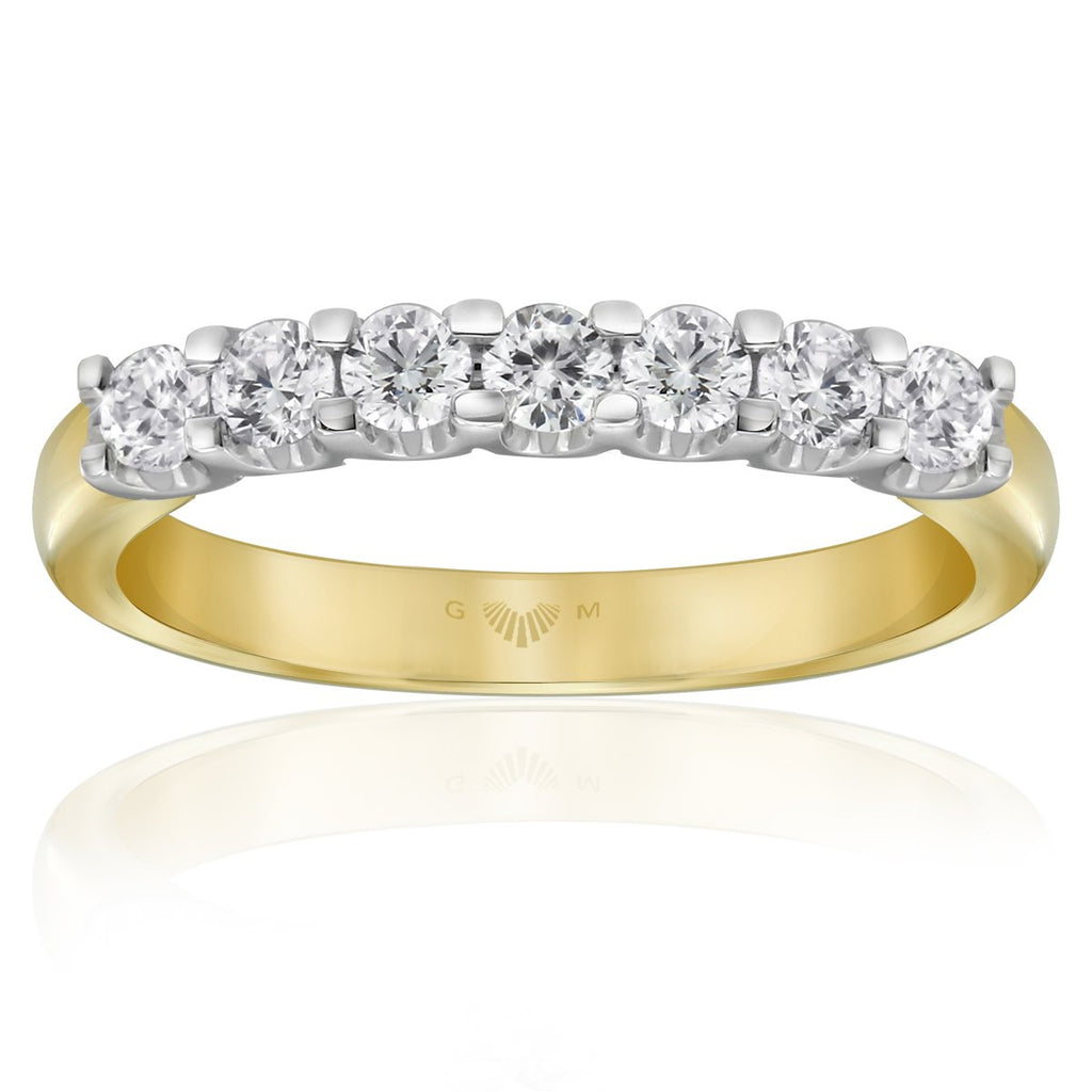 Gerard McCabe Classic Linea Diamond ring