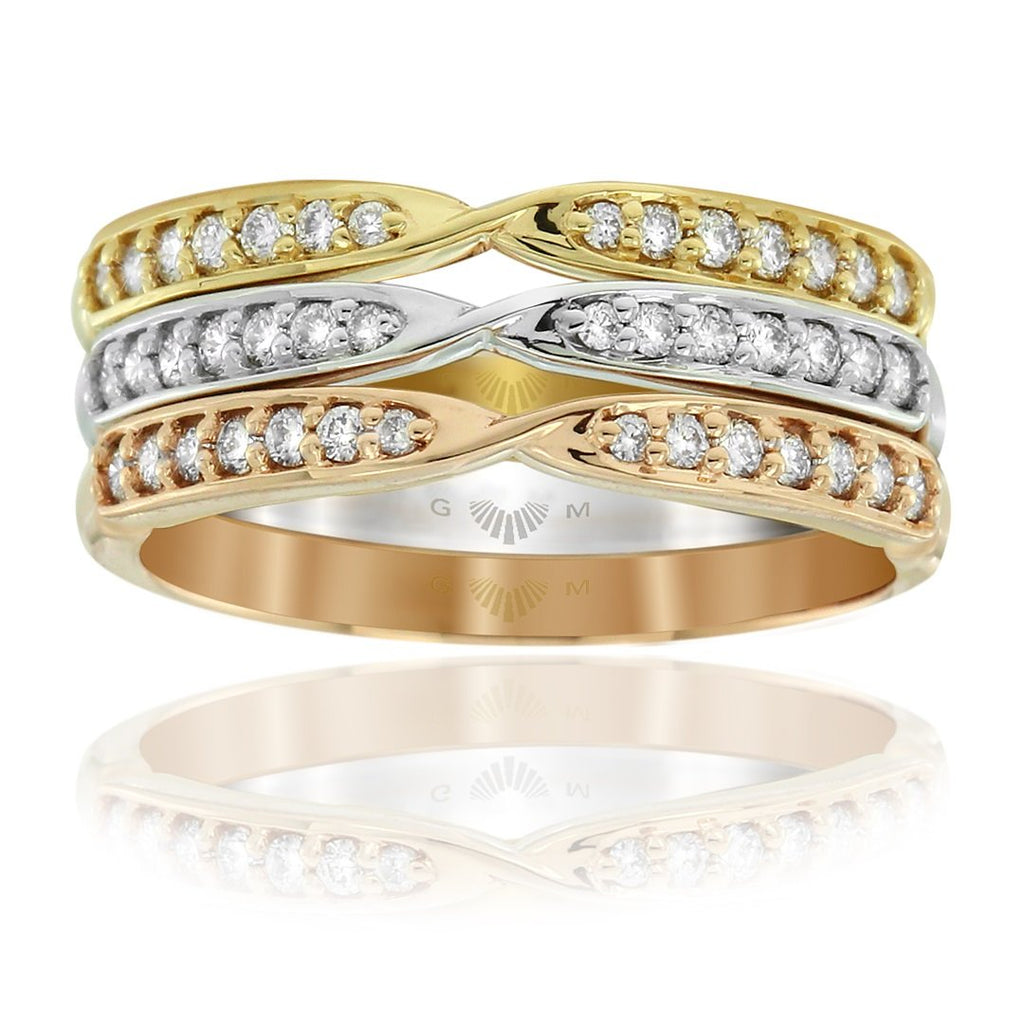Gerard McCabe Embrace Linea Ring