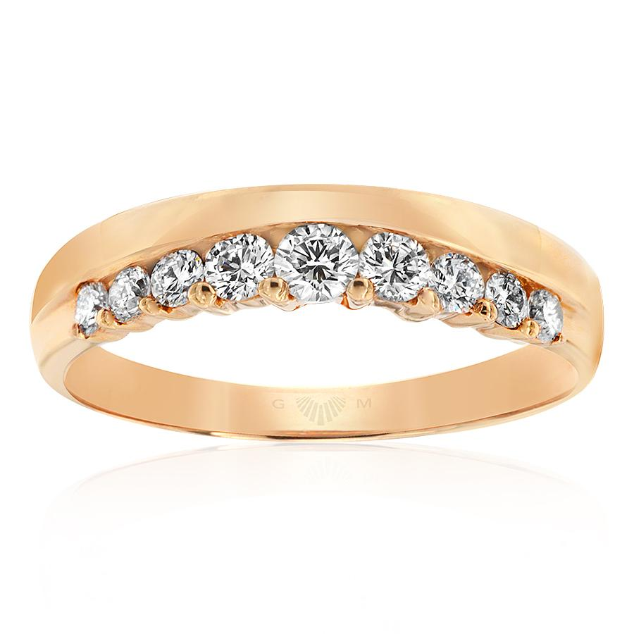 Gerard McCabe [ORO]3 Together Forever Ring