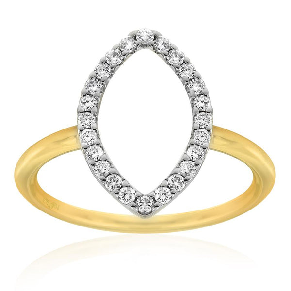 Gerard McCabe [ORO]3 Chic Ring